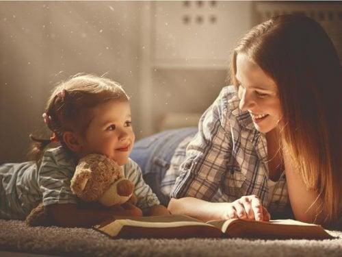 Tilknytning i barndommen og betydningen af det i voksenlivet