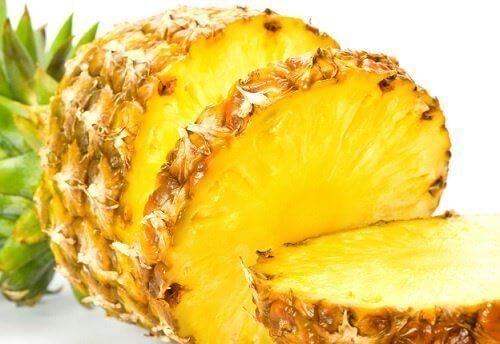 Ananas har utrolige egenskaber