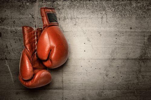 Dine børn fortjener ikke at være din boksebold
