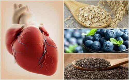 7 fødevarer du bør spise for at beskytte dit hjerte