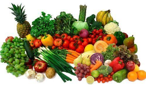 6 vitaminer, der kan lindre betændelse