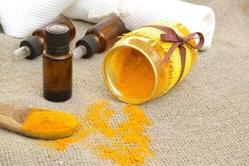 Gurkemeje er antiinflammatorisk og smertestillende