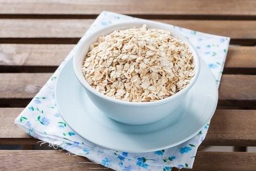 Havregryn er en af de sundeste fødevarer du kan inkludere i din kost