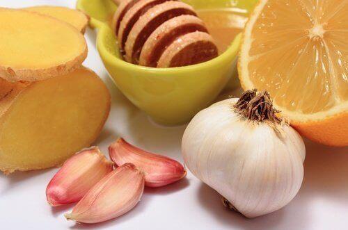 Honning er rigt på mineraler og vitaminer og der er mange fordele ved hvidløg og honning
