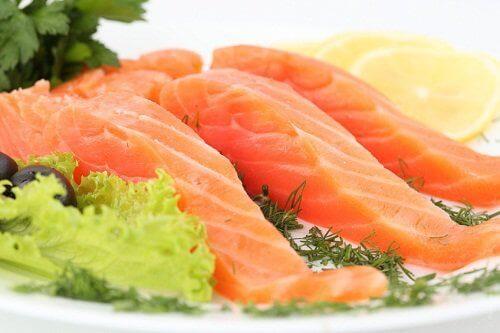 Fed fisk er godt for dine arteries sundhed