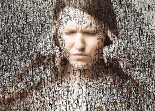 Rumsterende tanker er en form for tvangstanker