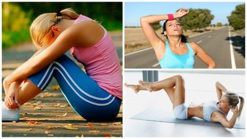 6 myter om træning, der vil forhindre resultater