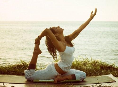 Yoga er velegnet til at pleje psoas major