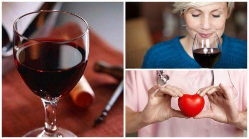 10 grunde til at rødvin kan være sundt