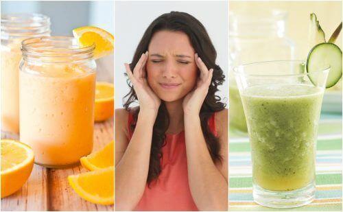Kan smoothies lindre dine migræner?