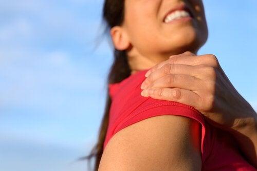 Smerter i skulderen