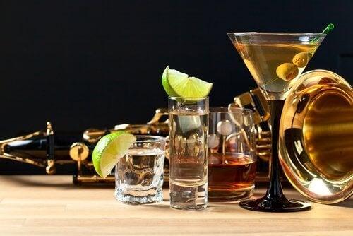 Alkohol paavirker skjoldbruskkirtlen