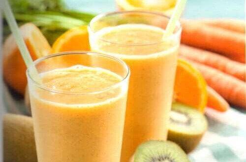 Appelsin og kiwijuice styrker dit immunforsvar