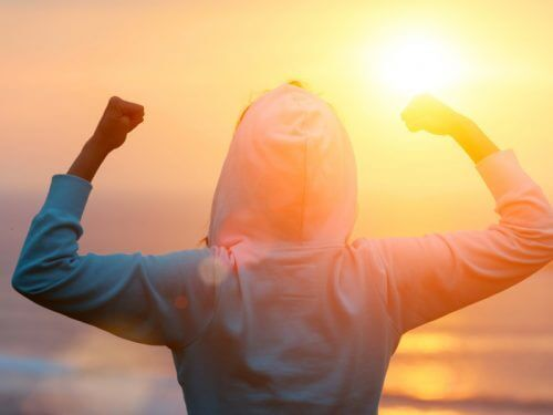 Hvis du konfronterer din frygt vil du blive et gladere og sundere mennesker