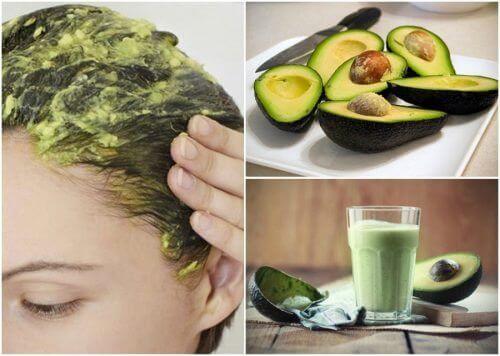 6 fantastiske naturlige egenskaber avocado har