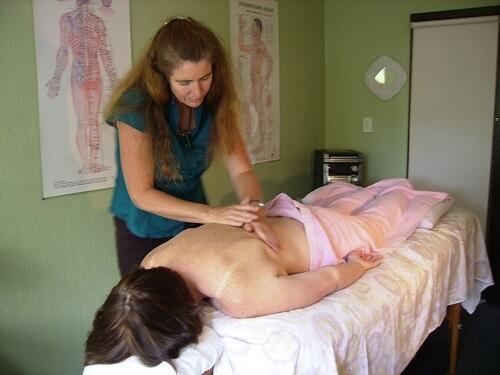 Fysioterapi er én form for behandling, man kan benytte sig af