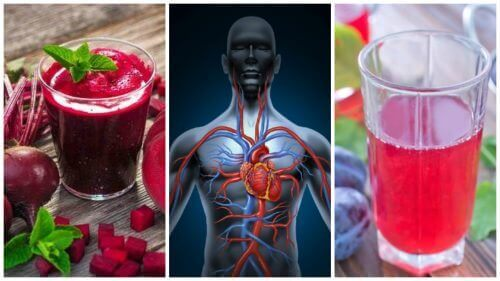 5 naturlige drikkevarer til at forbedre blodcirkulationen