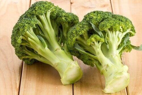 Broccoli er fulde af antioxidanter