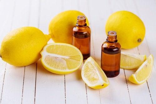 Citronolie lan dæmpe symptomerne på allergier