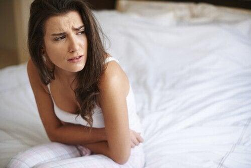 Forstoppelse kan medføre mavesmerter