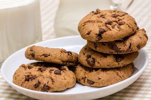 Cookies og andre søde sager er fulde af kunstige tilsætningsstoffer