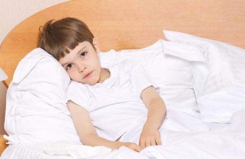 Jernmangelanæmi hos børn