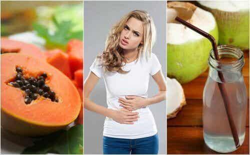 Få lindring fra mavekatar med disse 7 frugter