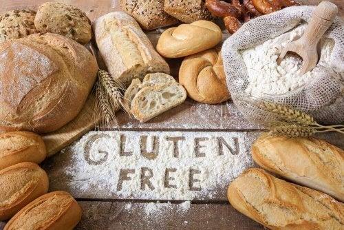 Glutenfri opskrifter med mange kulhydrater