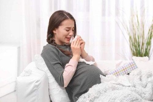 Kan gråd under graviditeten påvirke dit barn?