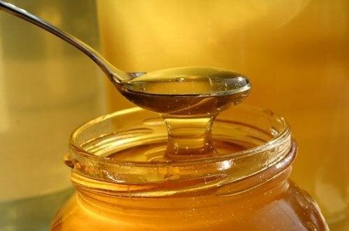 Honning har mange gode egenskaber