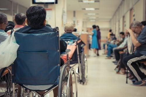 Børn har det sjældent rart på hospitalet
