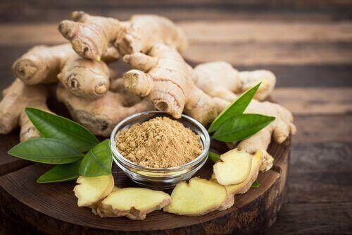 Din huds sundhed kan blive bedre med ingefær
