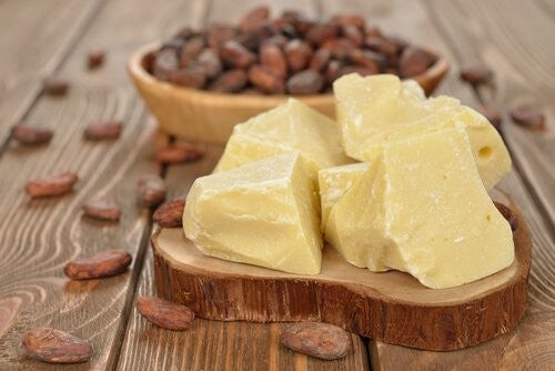 Kakaosmør har mange gode egenskaber