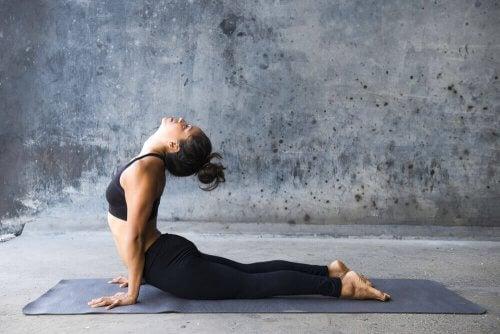 Denne stilling er rigtig god for din nedre ryg
