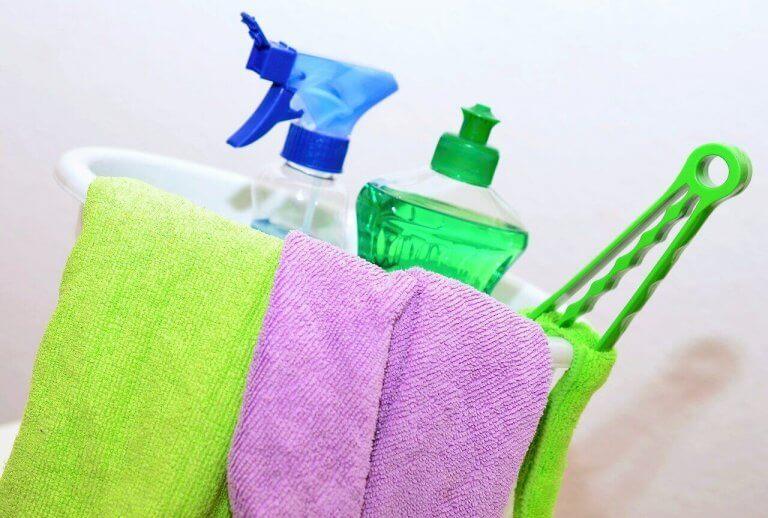 Seks steder i hjemmet du glemmer at rengøre