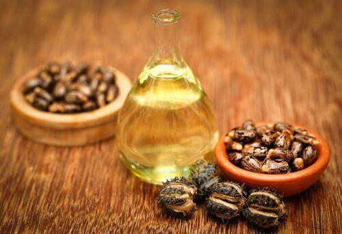 Ricinus er et meget populært naturmiddel til at styrke svage negle