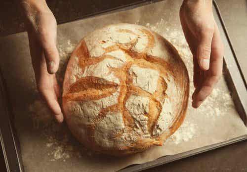 Lær at lave æltefrit brød uden gluten