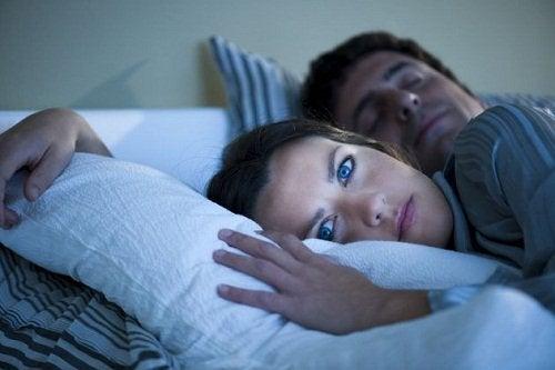Søvnløshed forekommer oftere hos personer som har været udsat for misbrug eller andre former for trauma