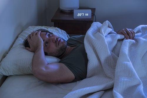 Søvnløshed er skadeligt for menneskers sundhed