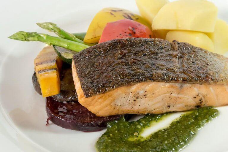Fisk er rigtig sundt for dig