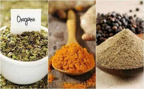 Salt kan erstattes med disse 8 krydderier