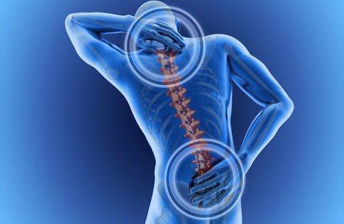 Der findes to forskellige former for skoliose