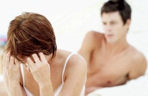 Det kan være ubehageligt at have samleje når du lider af vulvitis