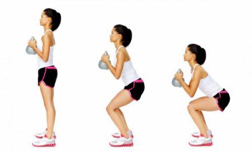 Sådan laver du squats korrekt: 4 anbefalinger