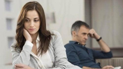 Løgne kan være ødelæggende for et parforhold