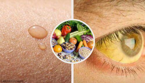Vitaminmangler: De 10 almindeligste vitaminmangler