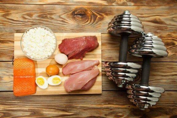10 fødevarer du bør spise for at øge din muskelmasse