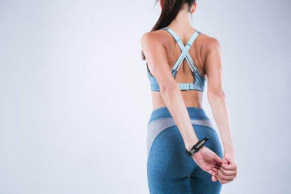Fire udstrækningsøvelser der retter dårlig kropsholdning
