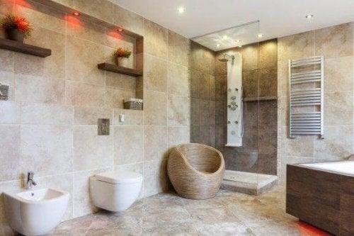 9 idéer til indretning af badeværelset