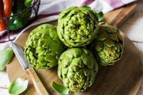 Artiskok: En grøntsag, der kan hjælpe dig med din vægt